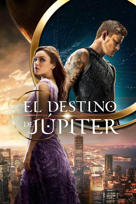 El destino de Júpiter poster