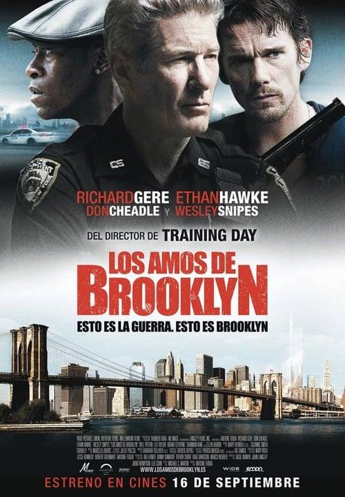 Los amos de Brooklyn poster