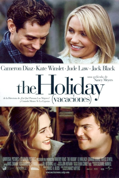 The holiday (Vacaciones) poster
