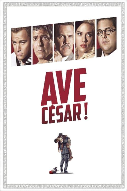 ¡Ave, César! poster