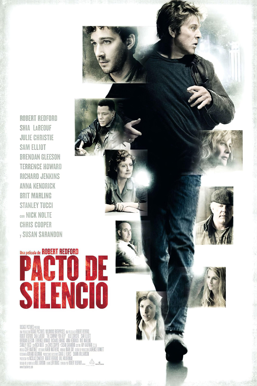 Pacto de silencio poster