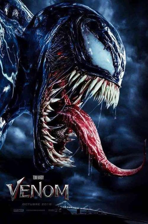 Póster película Venom