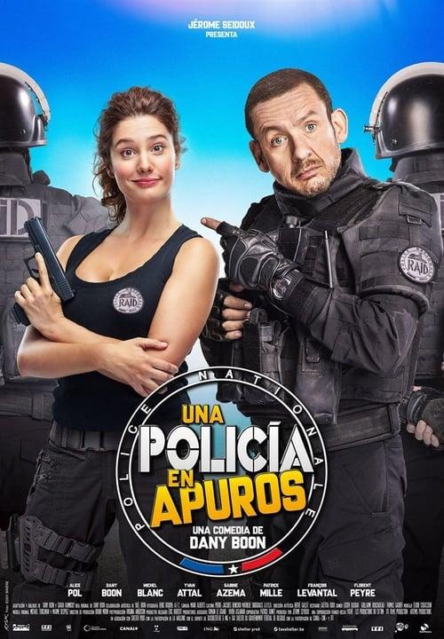 Una policía en apuros poster