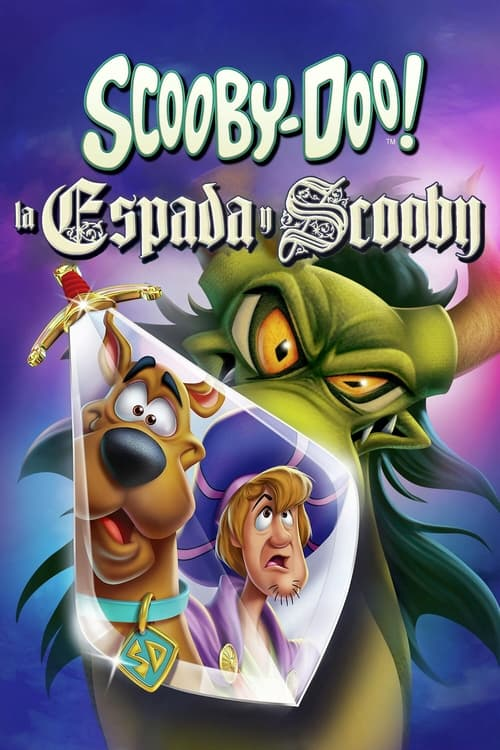¡Scooby-Doo! La Espada y Scooby poster