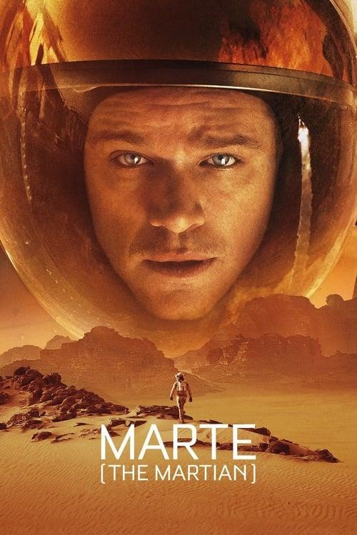 Marte (The Martian) poster