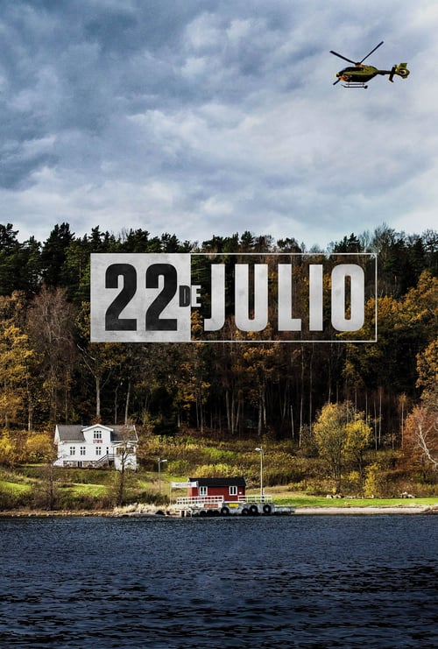 22 de julio poster