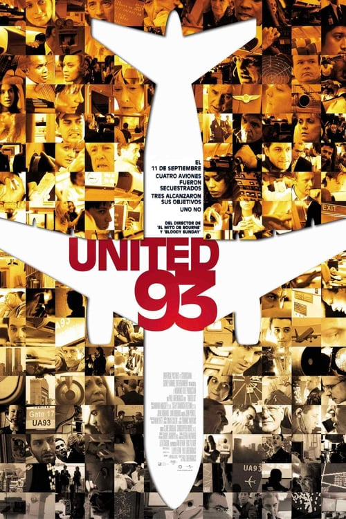 United 93 (Vuelo 93) poster