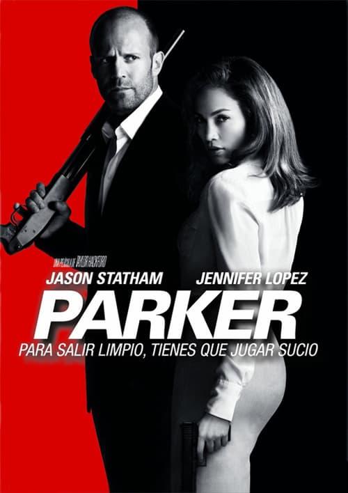 Póster película Parker