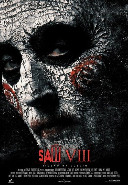 Póster película Saw VIII (Jigsaw)
