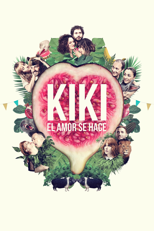 Póster película Kiki, el amor se hace