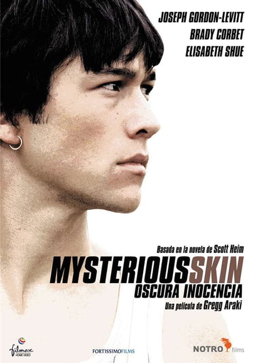 Póster película Mysterious Skin (Oscura inocencia)