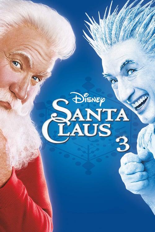 Póster película Santa Claus 3: Por una Navidad sin frío