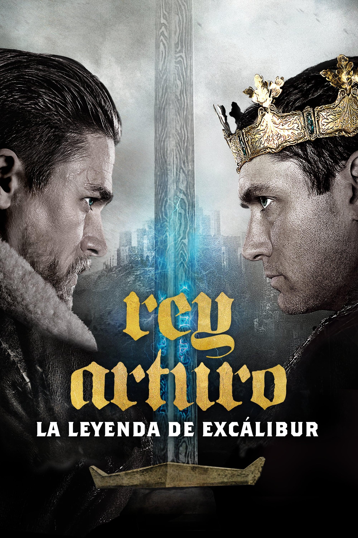 Rey Arturo: la leyenda de Excalibur poster