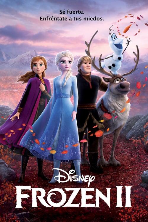 Póster película Frozen 2