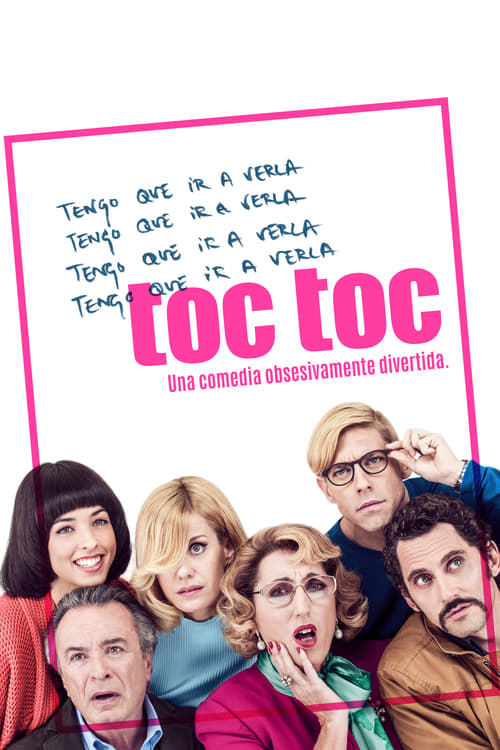 Póster película Toc Toc