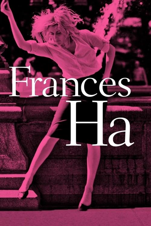 Póster película Frances Ha