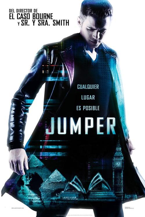 Póster película Jumper