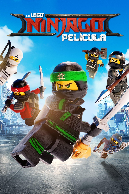 La Lego Ninjago película poster