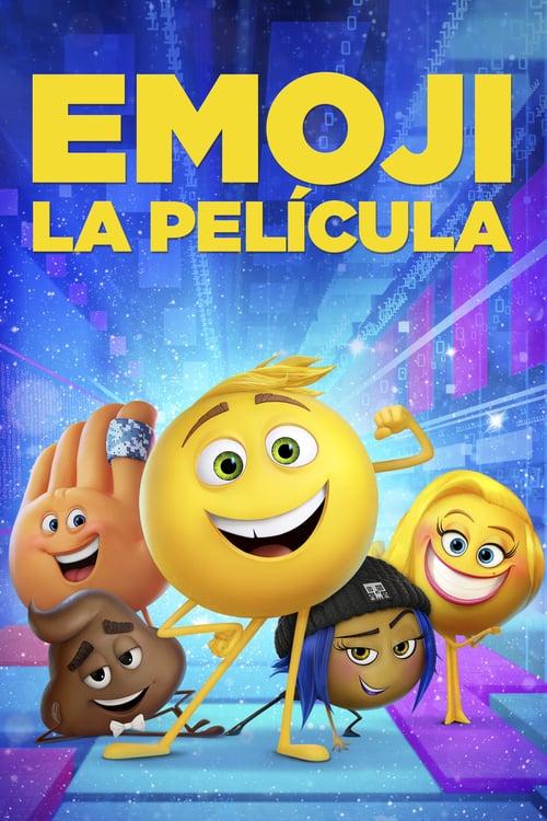 Emoji: La película poster
