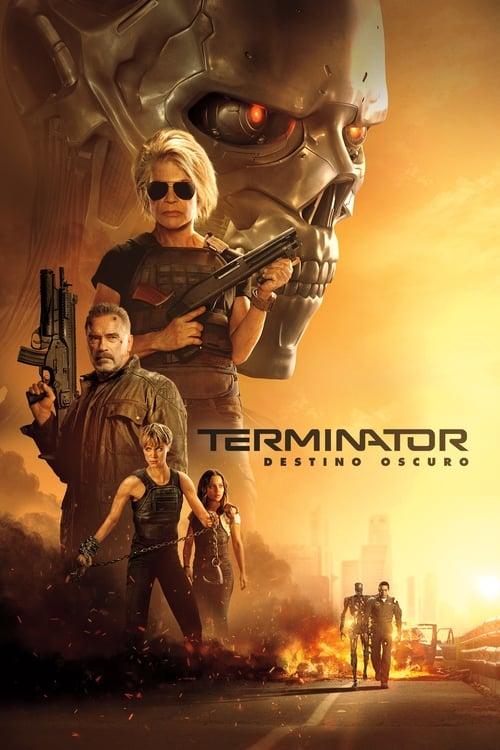 Terminator: destino oscuro poster