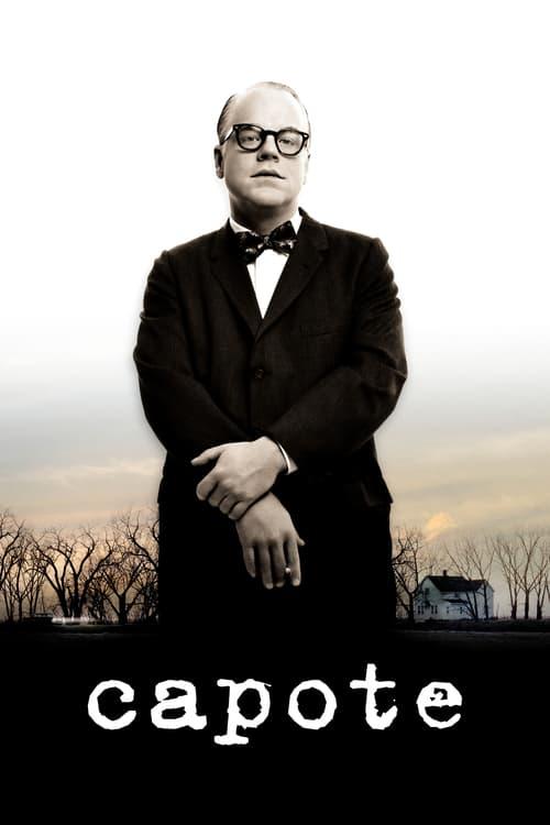 Póster película Truman Capote
