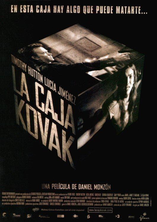 La caja Kovak poster