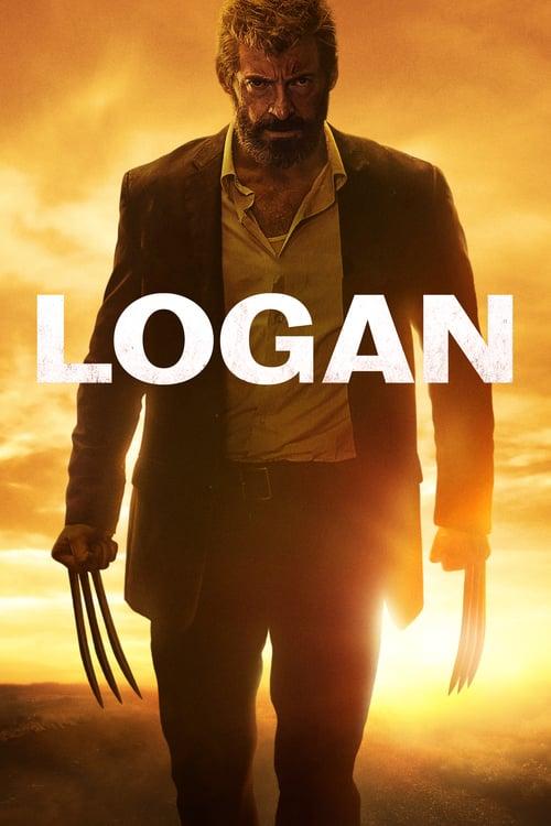Póster película Logan