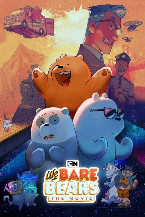 Somos osos: La película poster