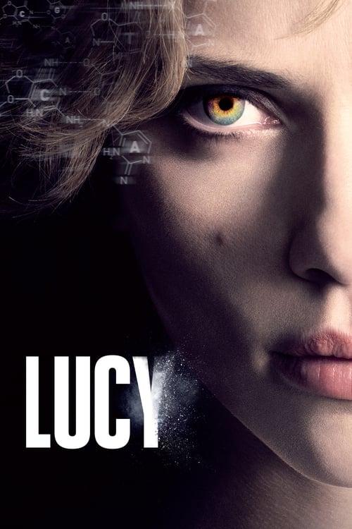 Póster película Lucy