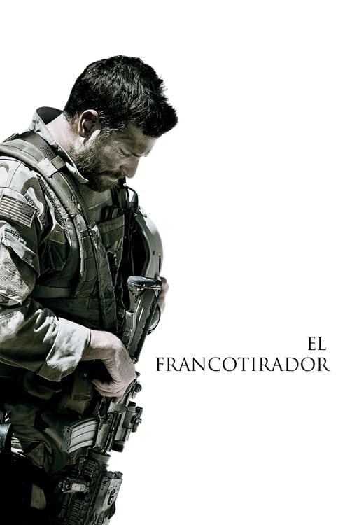 Póster película El francotirador