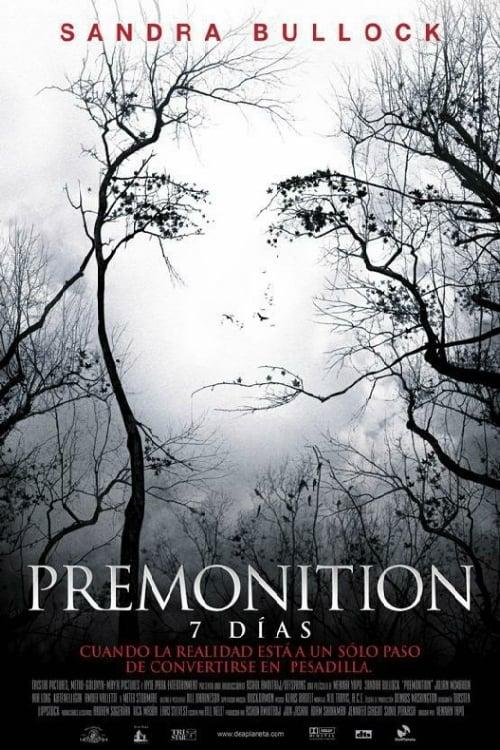 Póster película Premonition (7 días)