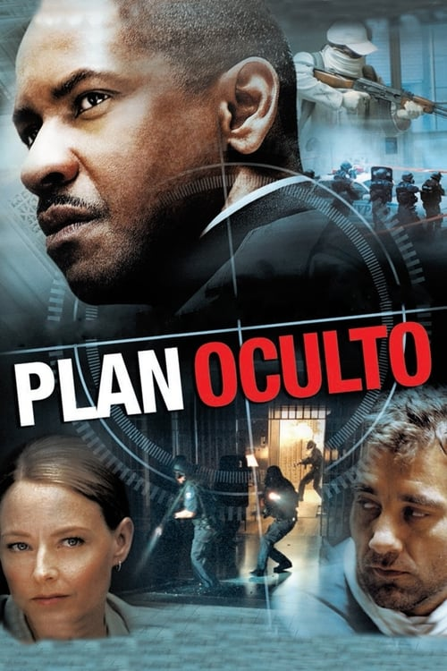Póster película Plan oculto