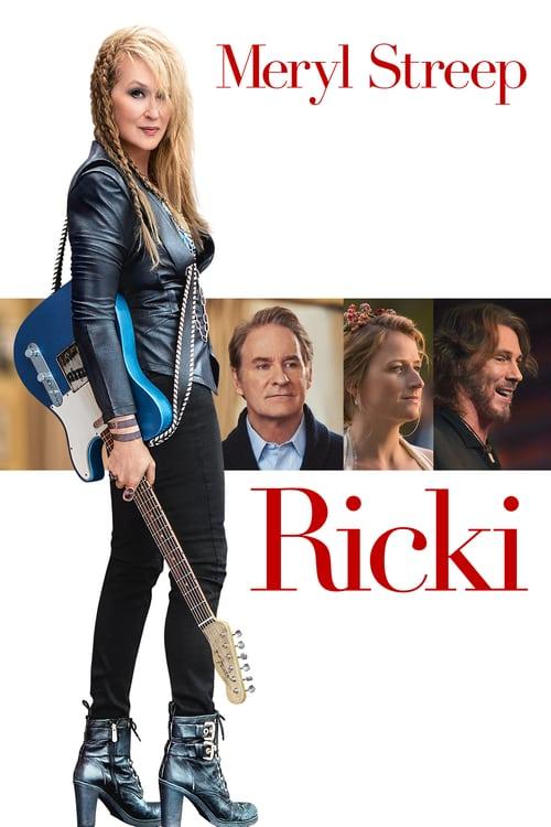 Póster película Ricki