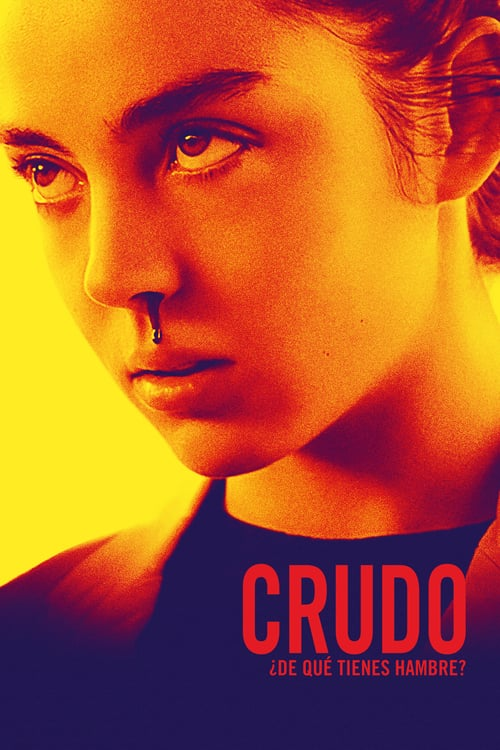 Crudo poster
