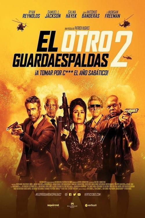 El otro guardaespaldas 2 poster