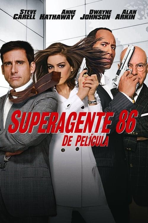 Superagente 86 de película poster