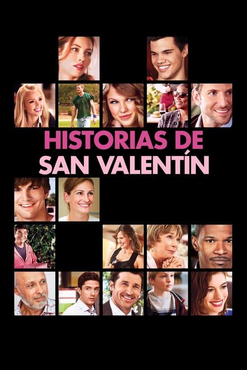 Historias de San Valentín poster