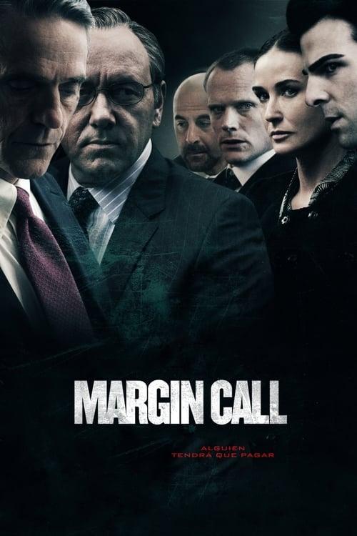 Póster película Margin Call