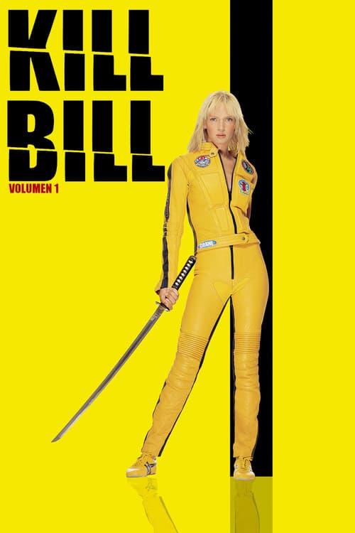 Póster película Kill Bill: Volumen 1