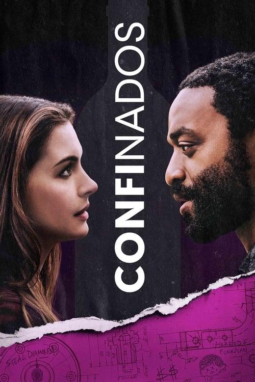 Confinados poster