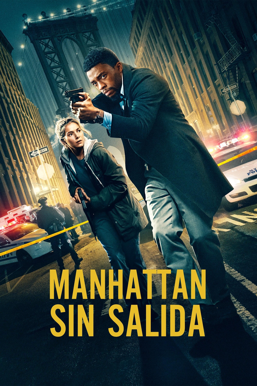 Póster película Manhattan sin salida