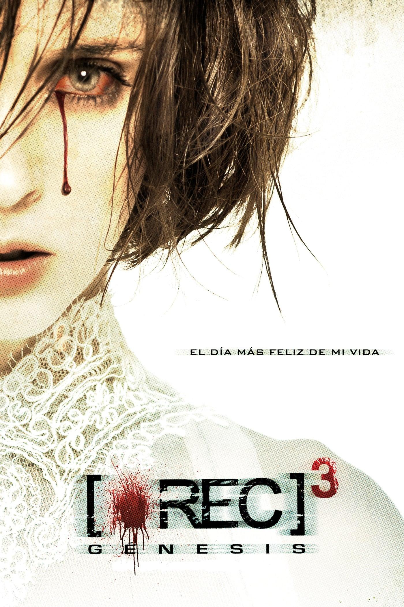 REC 3: Génesis poster