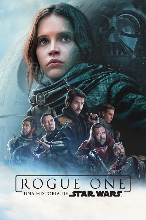 Póster película Rogue One: Una historia de Star Wars