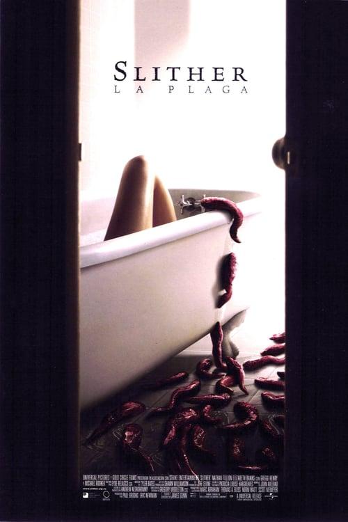 Slither: La plaga poster