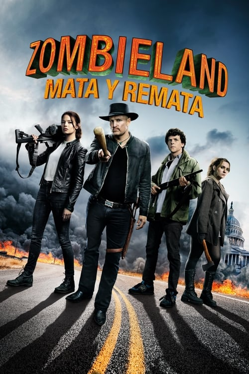 Zombieland: Mata y remata poster