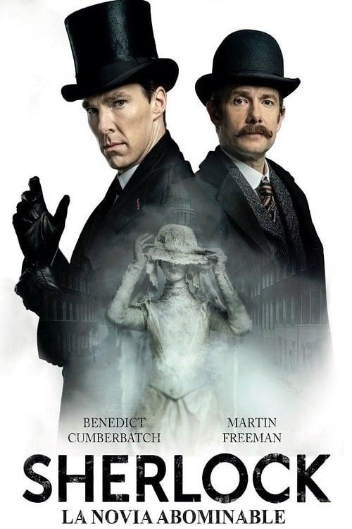 Sherlock: la novia abominable poster