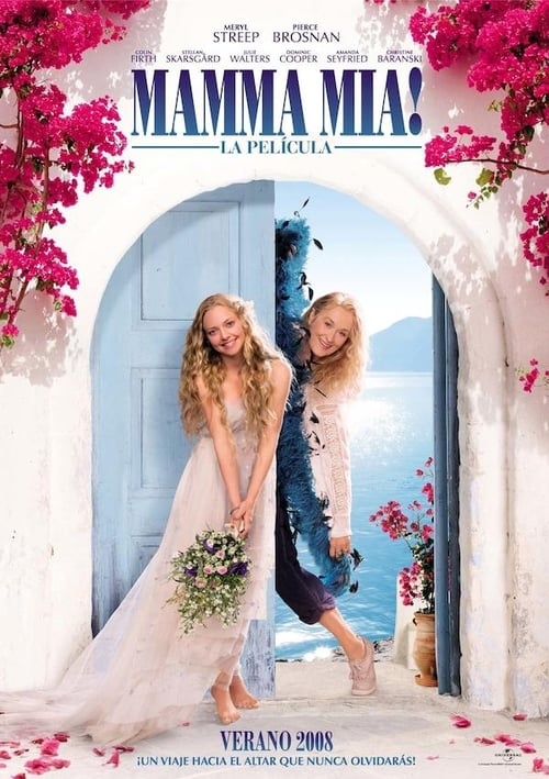 Mamma Mia! La película poster