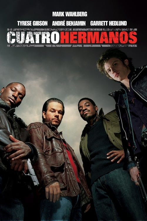 Cuatro hermanos poster