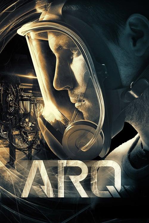 Póster película Arq
