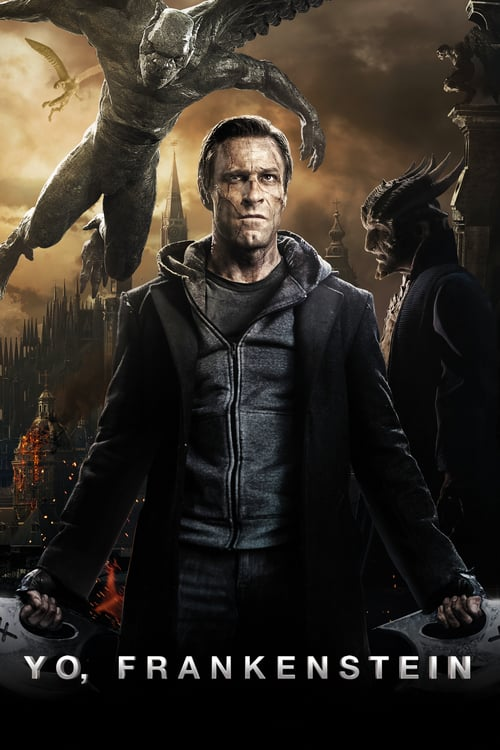 Póster película Yo, Frankenstein